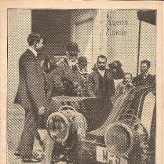 Coleccionismo de Revistas y Periódicos: NUEVO MUNDO, 2 DE JULIO DE 1908. Lote 31308358