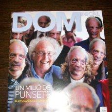 Coleccionismo de Revistas y Periódicos: DOMINICAL EL PERIODICO Nº 409 (2010) - EDICIÓN EN CATALAN - EDUARD PUNSET. Lote 31364303