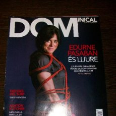 Coleccionismo de Revistas y Periódicos: DOMINICAL EL PERIODICO Nº 412 (2010) - EDICIÓN EN CATALAN. Lote 31364316