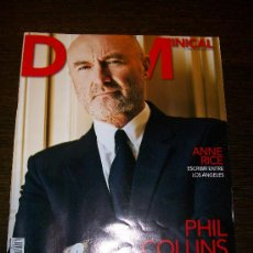 Coleccionismo de Revistas y Periódicos: DOMINICAL EL PERIODICO Nº 416 (2010) - EDICIÓN EN CASTELLANO - PHIL COLLINS. Lote 31364326