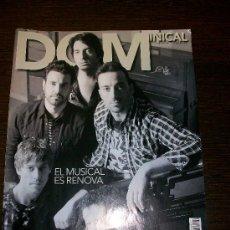 Coleccionismo de Revistas y Periódicos: DOMINICAL EL PERIODICO Nº 421 (2010) - EDICIÓN EN CATALAN - EXTRA MODA HOME. Lote 31364358