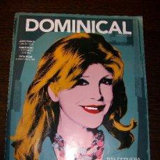 Coleccionismo de Revistas y Periódicos: DOMINICAL EL PERIODICO Nº 437 (2011) - EDICIÓN EN CATALAN - TITA CERVERA. Lote 31364481