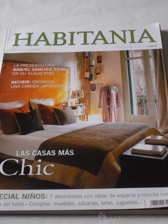 Revista habitania fantasticas ideas para tu h comprar for Revista ideas para tu hogar