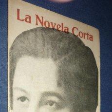 Coleccionismo de Revistas y Periódicos: LA NOVELA CORTA.LA ULTIMA FADA-AÑO 1916. Lote 31620564