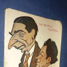 Coleccionismo de Revistas y Periódicos: LA NOVELA CORTA.CHARITO, LA SAMARITA POR TORRES DE ALAMO Y ASENJO-AÑO 1917. Lote 31620987