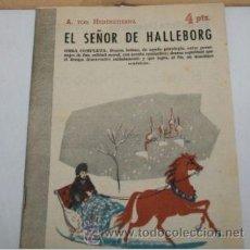 Coleccionismo de Revistas y Periódicos: EL SEÑOR DE HALLEBORG - 1957 - REVISTA LITERARIA NOVELAS Y CUENTOS . Lote 31706551