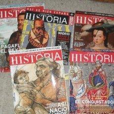 Coleccionismo de Revistas y Periódicos: LOTE 5 REVISTAS - LA AVENTURA DE LA HISTORIA NºS 103 - 109 - 112 - 113 - ESPECIAL MADRID Nº 6. Lote 34616076