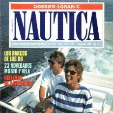 Coleccionismo de Revistas y Periódicos: REVISTA NAUTICA Nº7 DICIEMBRE 1989. Lote 31836819