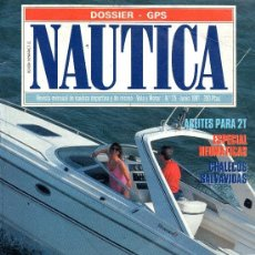 Coleccionismo de Revistas y Periódicos: REVISTA NAUTICA Nº25 JUNIO 1991. Lote 31836920