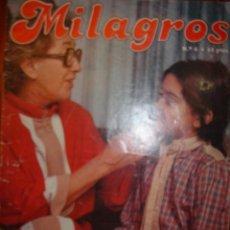Coleccionismo de Revistas y Periódicos: MILAGROS Nº6. Lote 31848547