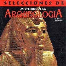 Coleccionismo de Revistas y Periódicos: REVISTA - MISTERIOS DE LA ARQUOLOGIA Nº 1-EL EGIPTO SECRETO 1- MAGOS, MOMIAS Y PIRAMIDES - AÑO 1999. Lote 31889150