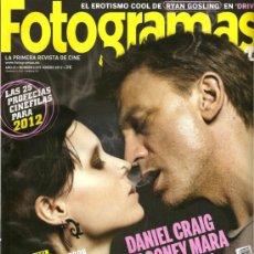 Coleccionismo de Revistas y Periódicos: REVISTA FOTOGRAMAS . Lote 31895470