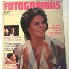 Coleccionismo de Revistas y Periódicos: FOTOGRAMAS - 1614 - 5 OCTUBRE - 1979 -. Lote 31958284