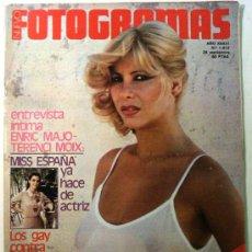 Collectionnisme de Revues et Journaux: FOTOGRAMAS - 1613 - 28 SEPTIEMBRE- 1979 -. Lote 32031006