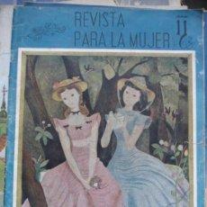 Coleccionismo de Revistas y Periódicos: REVISTA PARA LA MUJER MAYO 1941. Lote 32036078