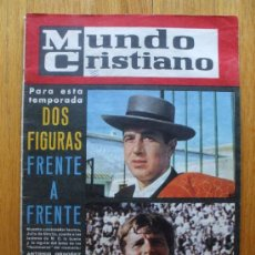 Coleccionismo de Revistas y Periódicos: REVISTA MUNDO CRISTIANO N º25, FEBRERO 1965. Lote 32053297