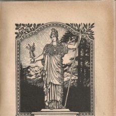 Coleccionismo de Revistas y Periódicos: MINERVA PORTANVEU DEL C.E. MINERVA. BCN, 1929. NUMS 77-88. 23X17CM. 136 P. (12 NUMS). Lote 32096511