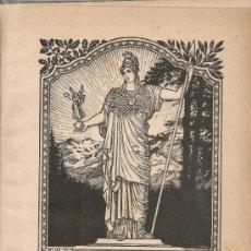 Coleccionismo de Revistas y Periódicos: MINERVA PORTANVEU DEL C.E. MINERVA. BCN, 1928. NUMS 65-76. 23X17CM. 145 P. (12 NUMS). Lote 32096671
