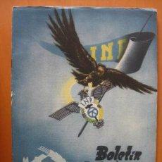 Coleccionismo de Revistas y Periódicos: BOLETIN DE INFORMACION DEL GRUPO DE EMPRESA DEL INSTITUTO NACIONAL DE PREVISION. 1948.Nº 3.. Lote 32141084