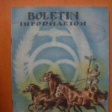 Coleccionismo de Revistas y Periódicos: BOLETIN DE INFORMACION DEL GRUPO DE EMPRESA DEL INSTITUTO NACIONAL DE PREVISION. 1950.Nº 8... Lote 32141775
