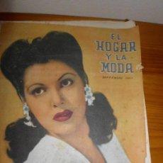 Coleccionismo de Revistas y Periódicos: REVISTA EL HOGAR Y LA MODA DE SEPTIEMBRE DE 1944. Lote 32149562