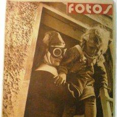 Coleccionismo de Revistas y Periódicos: FOTOS - SEMANARIO GRAFICO NACIONAL SINDICALISTA Nº 149. Lote 32169135