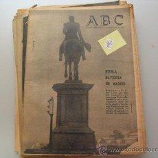Coleccionismo de Revistas y Periódicos: ABC 27 DICIEMBRE 19671967. Lote 32264961