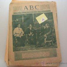 Coleccionismo de Revistas y Periódicos: ABC 27 JUNIO 19491949. Lote 32265001