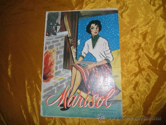 MARISOL. ALMANAQUE 1955. Nº EXTRAORDINARIO * (Coleccionismo - Revistas y Periódicos Modernos (a partir de 1.940) - Otros)
