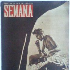 Coleccionismo de Revistas y Periódicos: REVISTA SEMANA - 17 JUNIO 1941, Nº 69, DESPUES DE LA BATALLA. Lote 32214080
