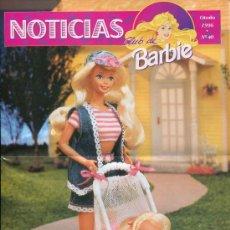 Coleccionismo de Revistas y Periódicos: REVISTA - NOTICIAS CLUB BARBIE - OTOÑO 1966 - NUM. 40. Lote 32217175