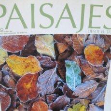 Coleccionismo de Revistas y Periódicos: S26//PAISAJES DESDE EL TREN. Lote 32295442