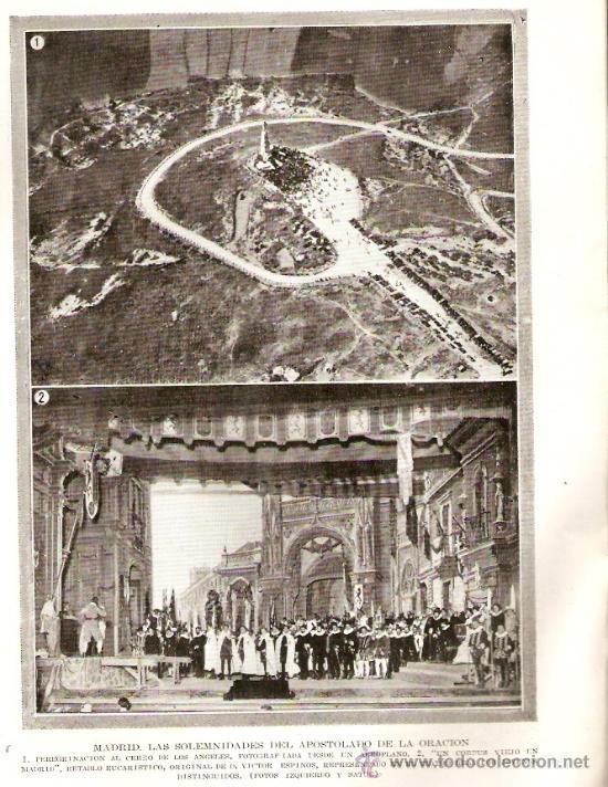 REVISTA.AÑO 1920.FOTO AEREA CERRO DE LOS ANGELES.DANZAS GALLEGAS.ESCUELA BARTOLD OTTO.PEDAGOGIA. (Coleccionismo - Revistas y Periódicos Antiguos (hasta 1.939))