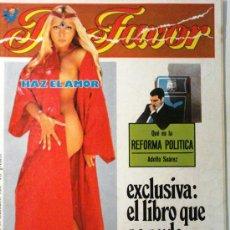 Coleccionismo de Revistas y Periódicos: POR FAVOR Nº 128. Lote 32397131