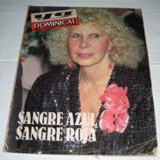 Coleccionismo de Revistas y Periódicos: YA DOMINICAL ENERO 1986. Lote 32409869