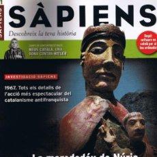 Coleccionismo de Revistas y Periódicos: SÀPIENS -Nº 31 - SAMSÓ DE MALLORCA - COMTE DRÀCULA - POMPEIA -MARE DE DÉU DE NÚRIA. Lote 32410864