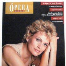 Coleccionismo de Revistas y Periódicos: OPERA ACTUAL REVISTA DE MUSICA Nº 115. Lote 32493485