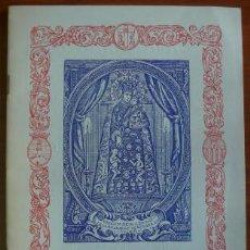 Coleccionismo de Revistas y Periódicos: MATER DESERTORUM. SUPLEMENTO BOLETIN OFICIAL DEL ARZOBISPADO. ÉPOCA III, N.º 208. 1962. VALENCIA.. Lote 34011174