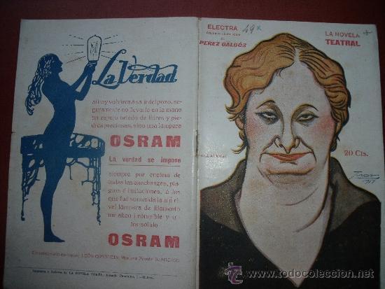 Coleccionismo de Revistas y Periódicos: NOVELA TEATRAL.-LOTE DE LAS PRIMERAS 50 NOVELAS TEATRALES.-TEATRO. - Foto 5 - 32504808