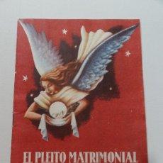 Coleccionismo de Revistas y Periódicos: XXXV CONGRESO EUCARISTICO INTERNACIONAL BARCELONA 1952. Lote 32508936