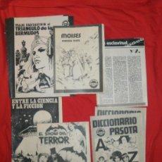 Coleccionismo de Revistas y Periódicos: REVISTA CHISS. SUPLEMENTOS Y DOSSIERS. Lote 32522450