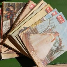 Coleccionismo de Revistas y Periódicos: LOTE DE 40 REVISTAS GRAN MUNDO ILUSTRADO. REVISTA GRÁFICA SEMANAL DE ACTUALIDADES. Lote 32528801