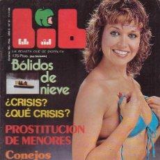 Coleccionismo de Revistas y Periódicos: LIB Nº 51 ( REVISTA EROTICA DE LOS 80 ). Lote 32561848