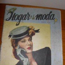 Coleccionismo de Revistas y Periódicos: REVISTA EL HOGAR Y LA MODA MAYO DE 1946. Lote 32605049