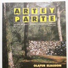 Coleccionismo de Revistas y Periódicos: ARTE Y PARTE Nº 43 - REVISTA DE ARTE ESPAÑA, PORTUGAL E IBEROAMERICA. Lote 32607531