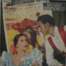 Coleccionismo de Revistas y Periódicos: MUNDO HISPANICO. Nº 74. MAYO 1954. AÑO VII. Lote 32608115