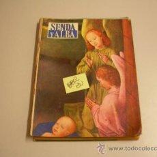 Coleccionismo de Revistas y Periódicos: SENDA Y ALBANAVIDADES 1959. Lote 32672495