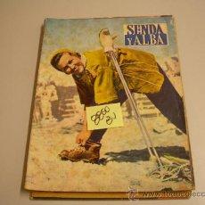 Coleccionismo de Revistas y Periódicos: SENDA Y ALBAMARZO1960. Lote 32672504