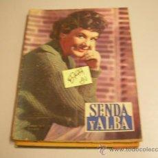 Coleccionismo de Revistas y Periódicos: SENDA Y ALBANOVIEMBRE1959. Lote 32672512