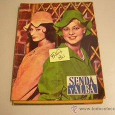 Coleccionismo de Revistas y Periódicos: SENDA Y ALBAFEBRERO1960. Lote 32672518